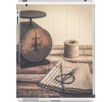 Primitive Textiles iPad Case/Skin