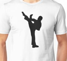 Karate kickboxing Unisex T-Shirt