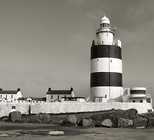 Hook Lighthouse by Maria Murphy