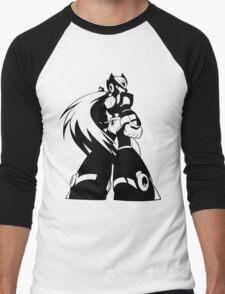 Zero from Megaman X  Men's Baseball ¾ T-Shirt