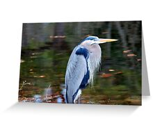 Motionless Greeting Card