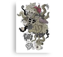 Icky stuff Canvas Print