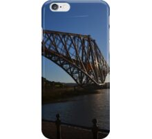Forth Bridge from North Queensferry iPhone Case/Skin