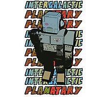 Beastie Boys - Intergalactic Planatary Photographic Print