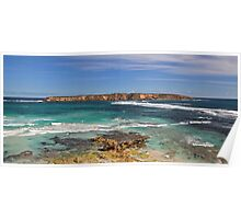 Golden Island - Coffin Bay, National Park Poster