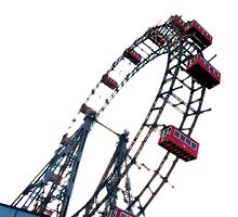 The Riesenrad Vienna by Colin Leal
