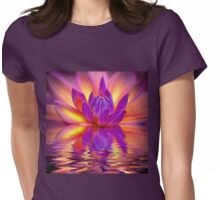 Dahlia Womens Fitted T-Shirt