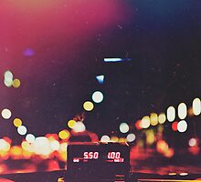 Taxi Driver by polishpattern