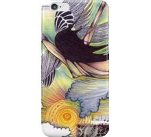 flying dream iPhone Case/Skin