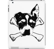 Pipsqueak The Mighty Cross Bones iPad Case/Skin