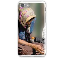 Sona Una Povera.... iPhone Case/Skin