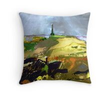 STOODLEY PIKE Throw Pillow