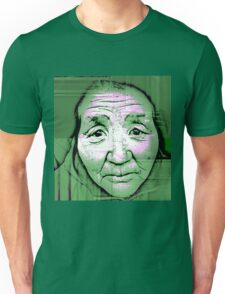 The soft look your eyes had once... Unisex T-Shirt
