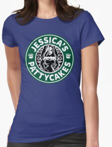 Jessica's Pattycakes Womens Fitted T-Shirt