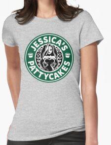 Jessica's Pattycakes Womens Fitted T-Shirt