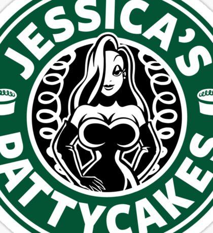 Jessica's Pattycakes Sticker