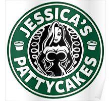 Jessica's Pattycakes Poster