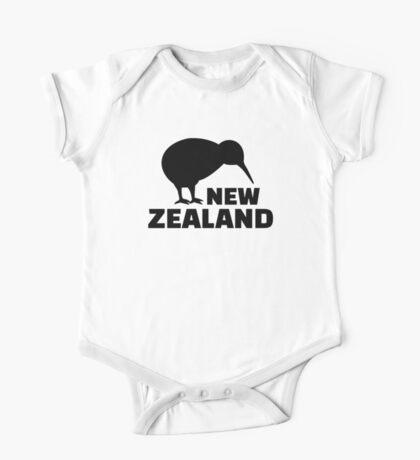 Kiwi New Zealand  One Piece - Short Sleeve
