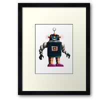 Bad Robot Framed Print