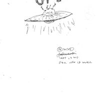 UFO MISSING CD COVER DESIGN(C2013) by Paul Romanowski