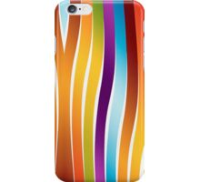 Stripe & Curve iPhone Case/Skin
