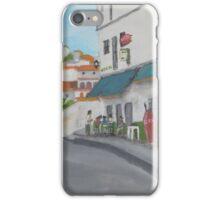 Cafe - Gaucin Spain iPhone Case/Skin