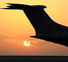 VC10 Tail by kiwistoofer