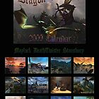 2009 Dragon Worlds I Google Theme Calendar by Maylock