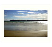Bruny Island, Tasmania Art Print
