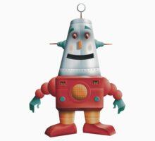 Happy Robot Kids Clothes