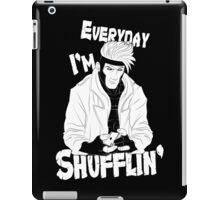 Master Shuffler iPad Case/Skin
