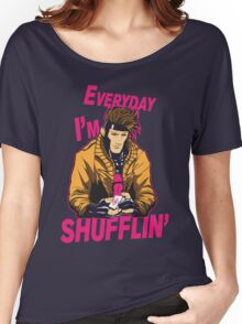 Master Shuffler Redux Women's Relaxed Fit T-Shirt