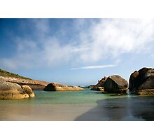 Elephant Cove Photographic Print