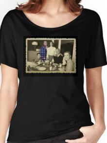 Living in the future past. Women's Relaxed Fit T-Shirt