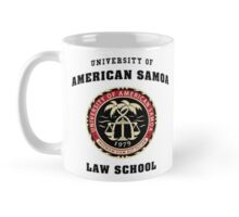 BCS - University of American Samoa Law School Mug