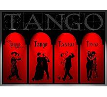 Tango aces Photographic Print