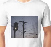 Crosswalk light Unisex T-Shirt
