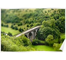 Monsal Head - The Peak District Poster