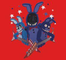We Love Bonnie One Piece - Short Sleeve