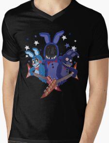 We Love Bonnie Mens V-Neck T-Shirt