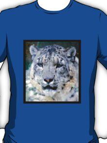 Snow Leopard T T-Shirt