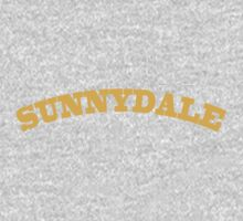 Sunnydale Gym One Piece - Long Sleeve
