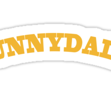 Sunnydale Gym Sticker