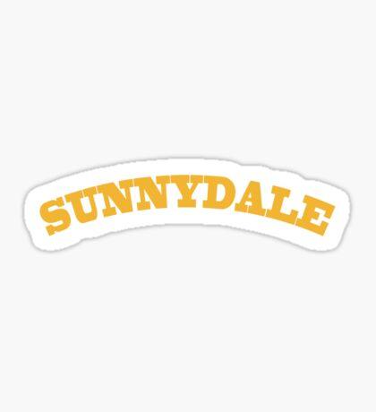 Sunnydale Gym Sticker