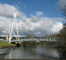 Millners Bridge, Exeter by gemtrem
