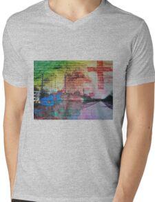 Dead And Gone Mens V-Neck T-Shirt
