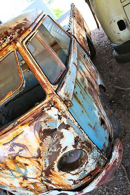 1954 VW Kombi Singlecab by frenzix