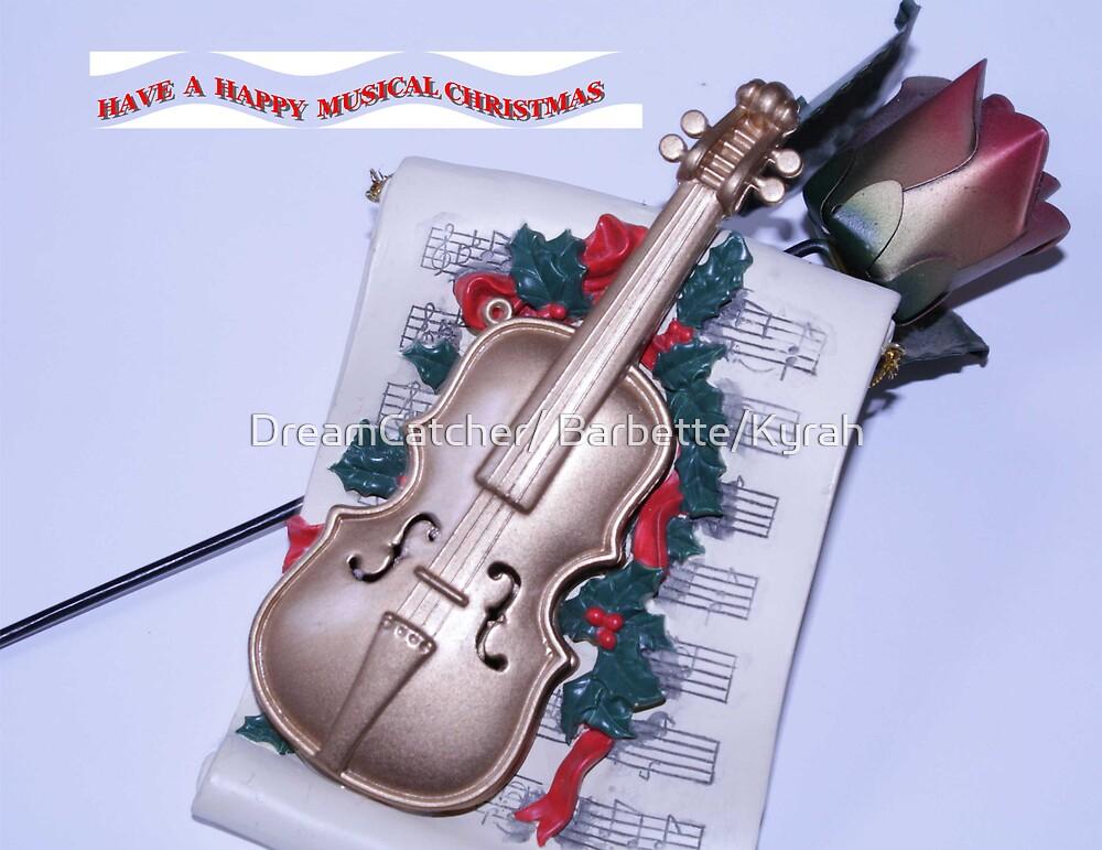 Musical Christmas by DreamCatcher/ Kyrah