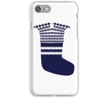 Knitting sock iPhone Case/Skin