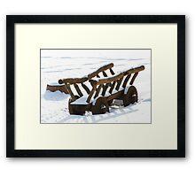 WINTER........... Framed Print